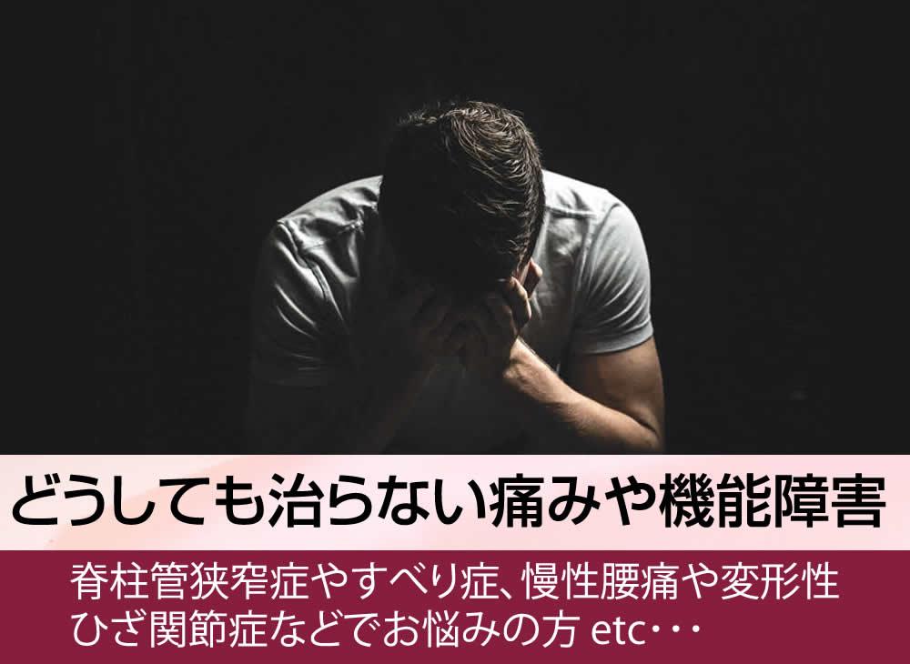 世田谷区 用賀 腰痛 関節症 整体